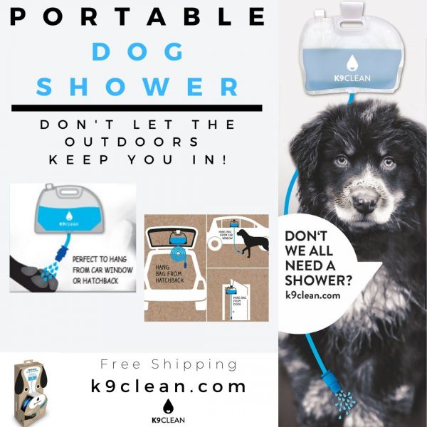 Portable Dog Shower