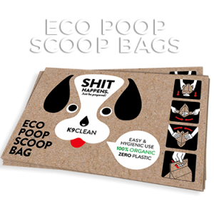 Eco Poop Scoop Bags