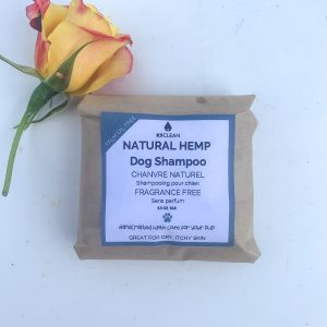 Natural Hemp Dog Shampoo