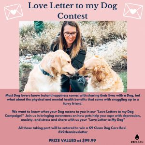 Love Letter to my Dog
