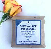 k9clean natural hemp shampoo