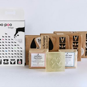 The K9 Clean Eco-Friendly Dog Kit is a great way to start reducing your dog's environmental footprint.